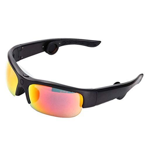 - Yuany Bone Conduction Bluetooth Glasses Headset Bone Sensing Bluetooth Headset Bone Transmission Intelligent Sunglasses