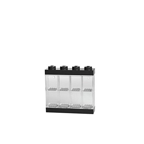 LEGO Mini Figia Display case / 8 Black