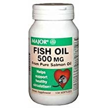 Major fish oil for How much fish oil