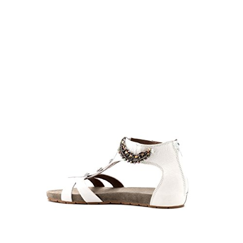 203 E15 Bianco Donna Sandal Sandali Cafènoir qPwtI8IT