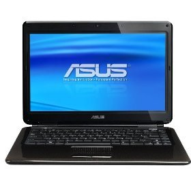 Asus K40ij C1 14 Versatile Entertainment Laptop   Black Intel Co