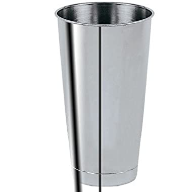 Update International New Commercial Grade Stainless Steel Cups, 30-Ounce