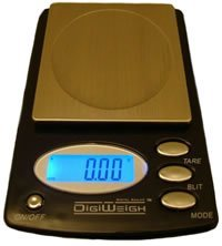 DigiWeigh DW-AX 100 x 0.01 Gram Digital Pocket Jewelry Scale w/Calibration Weights - Knockers, Hardware, Architectural Garden Antiques, cast irons, skeleton, doorknob, Door Knobs, Handles, Hardware, nickel, cast iron knocker, Door Plates