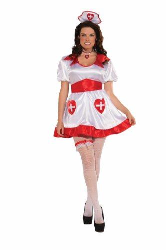 Forum Plus Size Honey Heart Costume