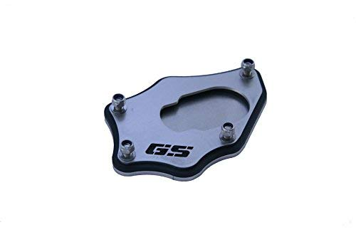 GoGravel Side Stand Foot Enlarger for BMW R1200 GSA LC & Rallye with Sport/Raised Suspension