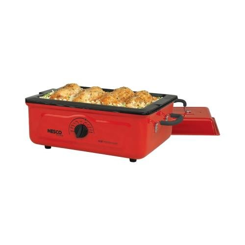 Nesco 4815-12 5-Quart Porcelain Roaster Oven by Nesco