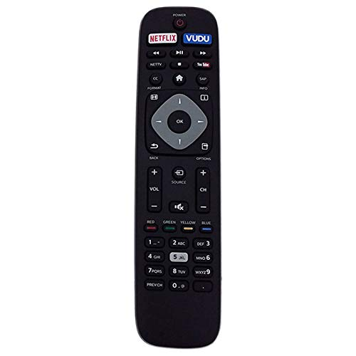 TOOGOO Replacement Remote Control Controller for Philips Nh5