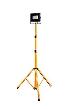 PROYECTOR LED CON TRIPODE 50W. IL416108: Amazon.es: Iluminación
