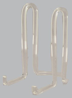"""Tripar 23-1256 Acrylic Stand 6-1/2""""-14"""", Clear"""