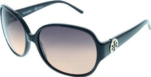 Tory Burch Sunglasses TY7026 50195 BlackGrey Orange Fade 59mm