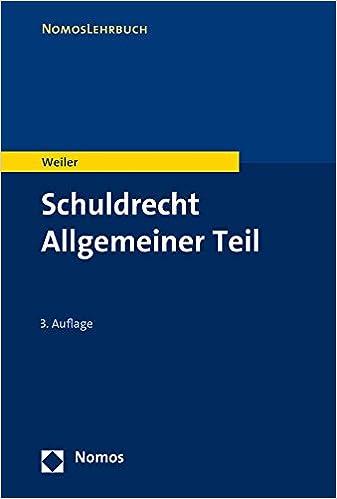 Schuldrecht Allgemeiner Teil (Nomoslehrbuch)