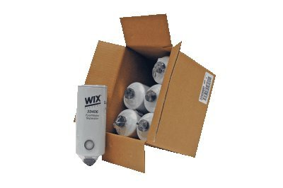 Qty 2 AFE 33674MP WIX Direct Replacement Fuel Filter