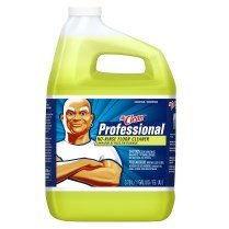 PROCTER & GAMBLE MANUFACTURING CO 25045 MR CLEAN PRO FLOOR CLEAN (Case of 4)