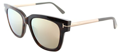 Sunglasses Tom Ford FT 0436 Tracy 56G havana/other / brown - Tracy Ford