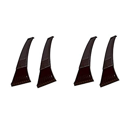 "Hopkins 16721 Bear Claw 10"" Ice Scraper- Colors May Vary (4 Pack): Automotive"