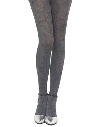 ib-ip-womens-autumn-tree-pantyhose-mid-waist-hosiery-greyone-size