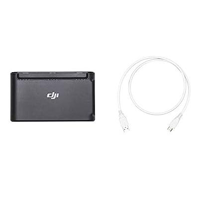 Mavic Mini Two-Way Charging Hub 2 in 1 Mavic Mini Charging for DJI Mavic Mini Drone Accessories: Camera & Photo