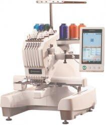 Brother PR-650 - Máquina de Coser (Blanco, Bordado, Paso 4, LCD, Sensor, USB): Amazon.es: Hogar