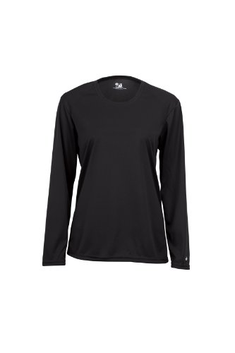 badger-sportswear-womens-b-dry-long-sleeve-performance-tee-black-xx-large