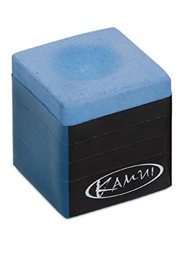 Used, KAMUI Pool cue Billiard Chalk 1.21 Beta - Sky Blue for sale  Delivered anywhere in USA
