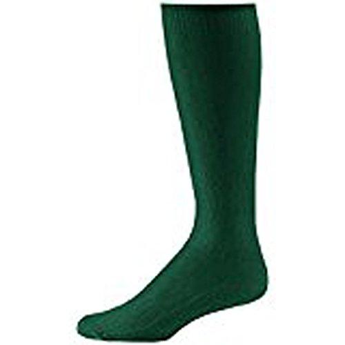Pro Feet Performance Multi-Sport Over-The-Calf Socks, Dark Green, Medium