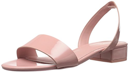 ALDO Women's Candice Flat Sandal, Light Pink, 7.5 B US