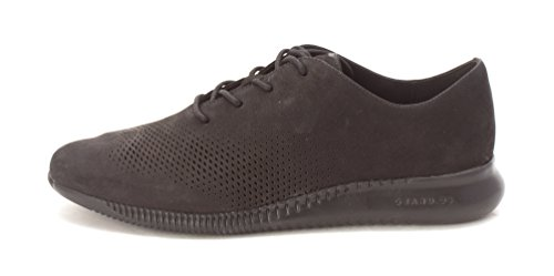 Haan Womens Sneakers Black Fashion Cole up Low Top Taylersam Lace awnvCq