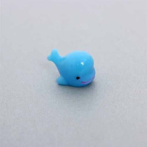5Pcs/Set Cute Kawaii Mini Animals Garden Ornament Miniature
