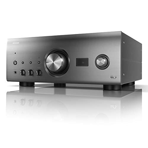 Denon PMAA110GS Limited Series 110-Year Anniversary Edition Integrated Amplifier with 160W Per Channel
