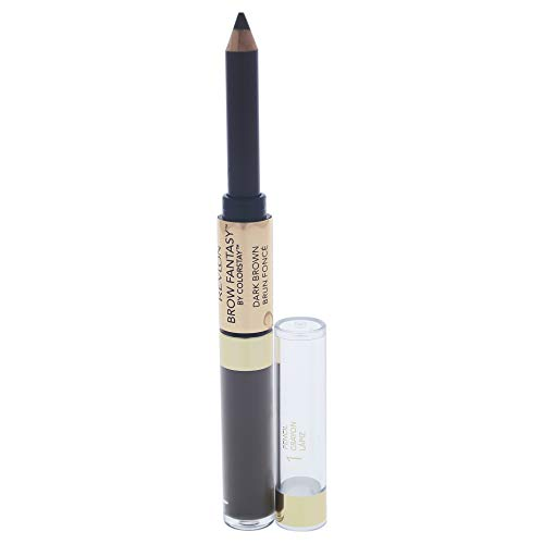 (Revlon Brow Fantasy Pencil & Gel by ColorStay, Dark Brown)