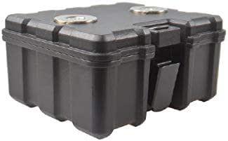 consumerproducts-uk - Caja fuerte magnética de almacenamiento oculta para coche: Amazon.es: Bricolaje y herramientas