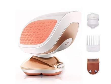 HATTEKER Women Shaver Leg Hair Remover Electric Shaver Bikini Trimmer Waterproof For Women USB Rechargeable (Sensa Light Hair Removal)