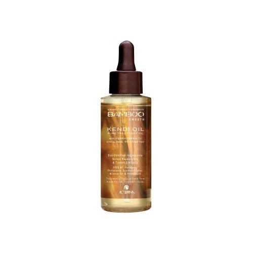 Alterna Bamboo Smooth Pure Kendi Treatment Oil (For Thick & Coarse Hair) 50ml/1.7oz by (Alterna Treatment)
