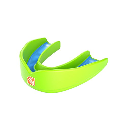 Shock Doctor Youth 8500 Ultra Superfit Mouthguard, Green