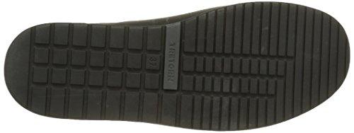 Tretorn Charlie, Zapatillas de Estar por Casa para Mujer Negro - negro (negro 010)