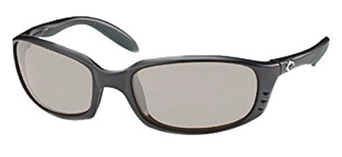 - Costa Del Mar Brine Sunglasses Gunmetal/Copper Silver Mirror 580Plastic
