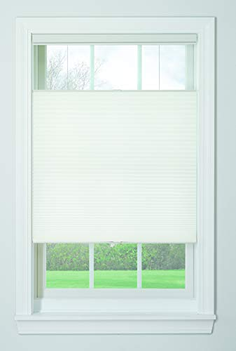 Bali Blinds Bottom-Up/Top-Down Cordless Cellular Shades Window Covering, 23x48, White