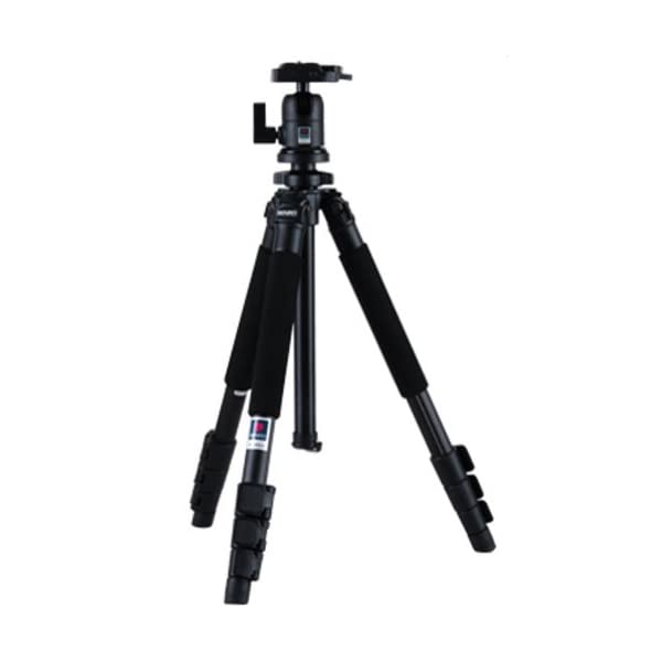 RetinaPix Benro A550FBH1 Aluminium Universal Tripod Kit (Black)
