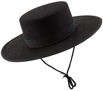 DISFRACES GILMAR Sombrero Cordobes de Lujo: Amazon.es: Ropa y ...