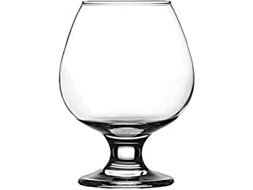 Cognac Gläserset Brandy Glas 6er Set Digestif Weinbrandglas Cognacgläser 398cc.