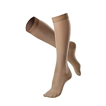 f47be4dcef7 Venosan VenoSoft Closed Toe Knee Highs - 20-30 mmHg Black Medium SN41012   Amazon.ca  Health   Personal Care