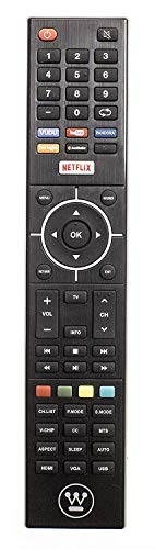 Remote Control for Models WD65NC4190, WE55UC4200, WD55UT4490, WD50UT4490, WD42UT4490, WD55UB4530 (Part No: 845-058-03B00) ()