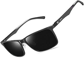 Bircen Mens Polarized Driving Sunglasses
