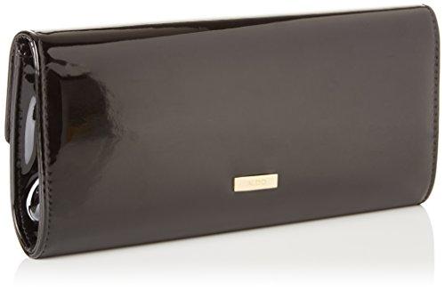 x T Femme 95 Clutch B Black Noir ALDO H cm Patent 3x13x28 Valledoria x OxU7Eg