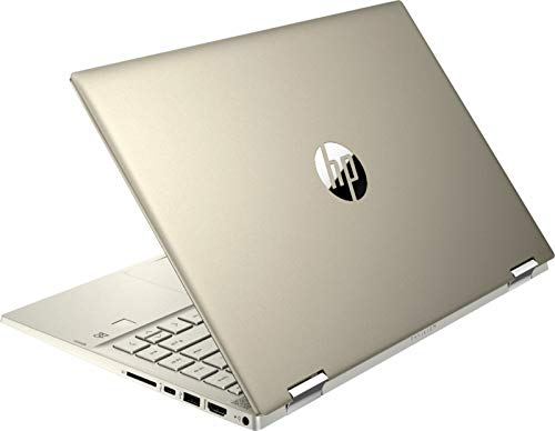 "HP Pavillion x360 2in1 14"" FHD Touchscreen Newest Flagship Laptop, Intel Quad-Core i5-1035G1(Beat i7-8565U), 16GB RAM, 512GB PCIe SSD, Fingerprint, Backlit-KB, Fast Charge, HDMI, w/GM Accessories"