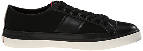 Polo Ralph Lauren Churston zapatilla de deporte de moda Polo Black