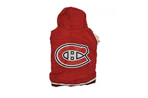 Protect Me Alerts NHL Montreal Canadiens Varsity Dog Jacket, Small ()