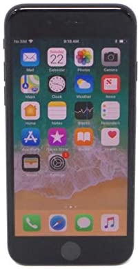 Apple iPhone 7 128 GB T-Mobile, Black (Renewed)