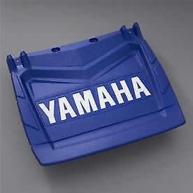 "YAMAHA SNOWMOBILE BLUE SNOW FLAP 16"" WITH RIVETS NYTRO, APEX, VECTOR, RX-1, PHAZER"