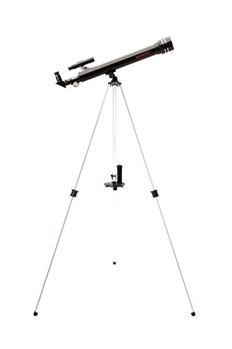 TASCO Novice Refractor Telescope (600-mm x 50-mm)